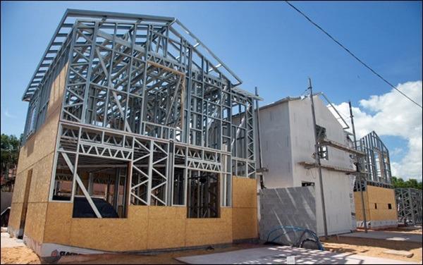 Cresce demanda por construção com Steel Frame, mas falta mão de obra