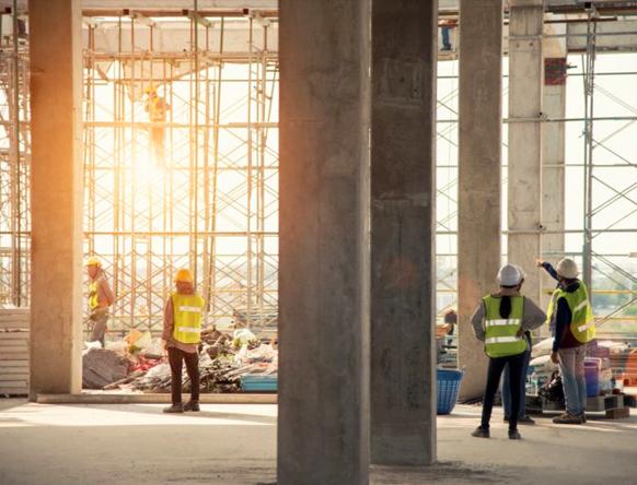 Nível de emprego é preocupante na construção civil do Rio Grande do Sul