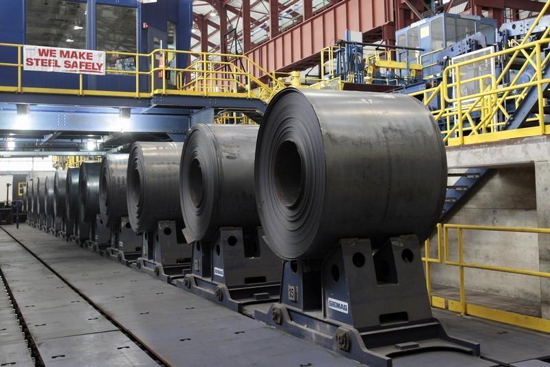 Há espaço para aumentar preços do aço em breve, diz diretor da Usiminas