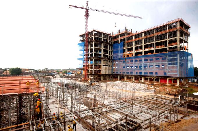 Custo da construção civil sobe e acumula inflação de 3,8% no ano